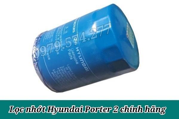 Lọc Nhớt Hyundai Porter 2 Chính Hãng - Phụ Tùng Hyundai 1