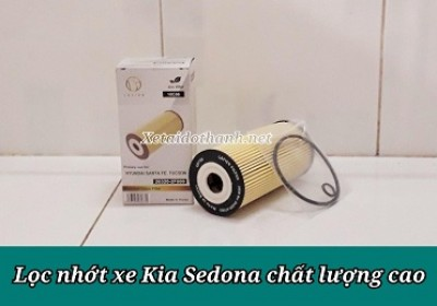 Lọc nhớt xe Kia Sedona - Phụ Tùng Ô Tô Phú Tiến