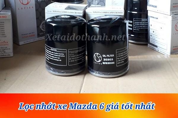 Lọc nhớt xe Mazda 6 - 20303 - Phụ Tùng Ô Tô Phú Tiến 1