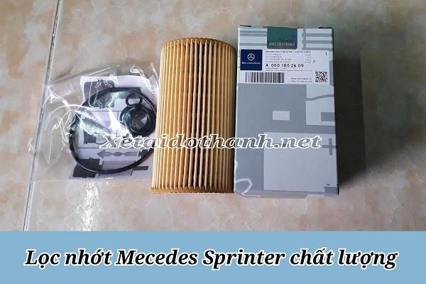 Lọc nhớt Mercedes Sprinter - Phụ Tùng Ô Tô 1