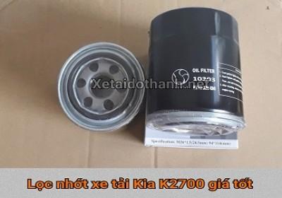 Lọc Nhớt xe tải Kia K2700 1,25 tấn - 10303