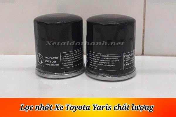 Lọc nhớt xe Toyota Yaris - 20300 1