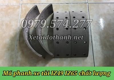 Má Phanh Xe Tải Đô Thành IZ49 IZ65 Chất Lượng