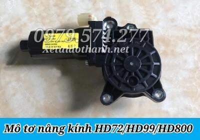 Mô Tơ Nâng Hạ Kính Xe Tải HD72, HD99, HD120SL, HD800 Giá Tốt Nhất