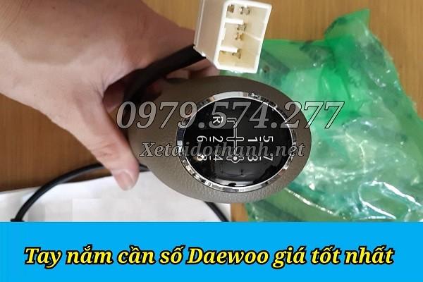 Phụ Tùng Daewoo: Tay Nắm Cần Số Daewoo Chính Hãng 1