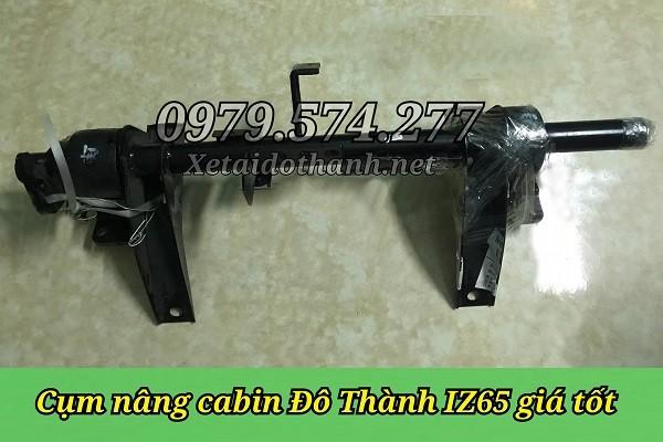 Phụ Tùng Đô Thành: Bộ Cơ Cấu Lật Cabin Xe Tải IZ65 1