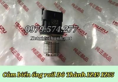 Phụ Tùng Đô Thành: Cảm Biến Áp Suất Ống Rail Xe Tải IZ49 IZ65