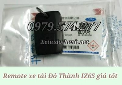 Phụ Tùng Đô Thành: Remote Xe Tải IZ65 Chính Hãng