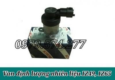 Phụ Tùng Đô Thành: Van định lượng nhiên liệu xe tải IZ49, IZ65