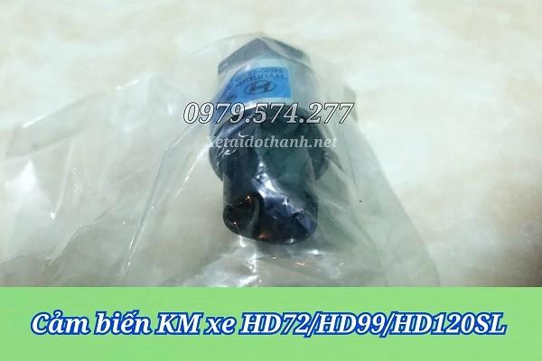 Phụ Tùng Hyundai: Cảm biến KM HD72 HD99 HD120SL HD800 Chính Hãng 1