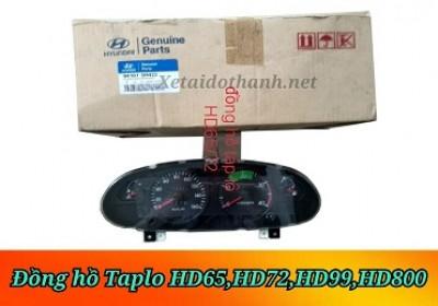 Phụ Tùng Hyundai: Đồng Hồ Táp Lô Xe Tải HD65,HD72,HD99,HD120SL,HD650,HD700,COUNTY