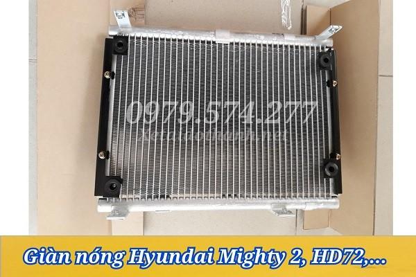 Phụ Tùng Hyundai: Giàn Nóng Xe Tải HD72, HD99, HD120SL Giá Tốt Nhất 1