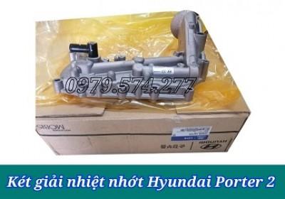 Phụ Tùng Hyundai: Két Giải Nhiệt (Xương Hàn) Hyundai Porter 2, Starex Giá Tốt