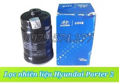 Phụ Tùng Hyundai: Lọc Nhiên Liệu Hyundai Porter 2 Chính Hãng