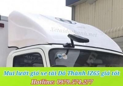 Phụ Tùng Hyundai: Mui lướt gió xe tải Đô Thành IZ65 giá tốt nhất