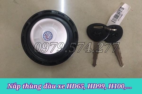 Phụ tùng Hyundai: Nắp thùng dầu xe tải Hyundai giá tốt nhất 1