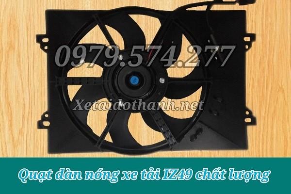 Quạt Dàn Nóng Xe Tải IZ49 Giá Tốt - Phụ Tùng Đô Thành 1