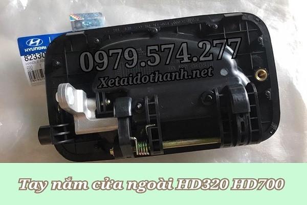 Phụ Tùng Hyundai: Tay Mở Cửa Ngoài Xe HD320 HD270 HD700 HD1000 1