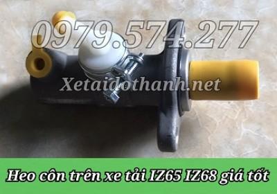 Tổng Côn Trên Xe tải IZ65 IZ68 Giá Tốt - Phụ Tùng Đô Thành