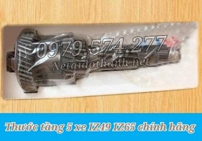 Phụ Tùng Đô Thành: Trục Trung Gian Hộp Số IZ49 IZ65 Chính Hãng
