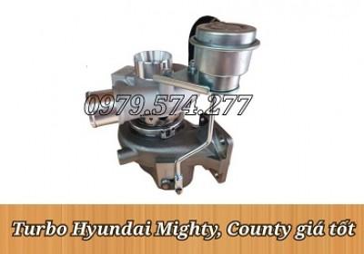 Phụ Tùng Hyundai: Turbo Tăng Áp Hyundai Mighty, County