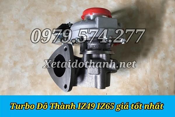 Turbo Tăng Áp IZ49 IZ65 Giá Tốt - Phụ Tùng Đô Thành 1