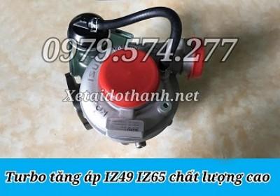 Turbo Tăng Áp IZ49 IZ65 Giá Tốt - Phụ Tùng Đô Thành