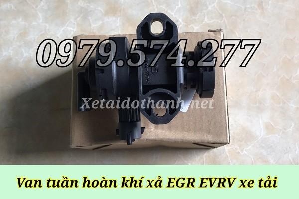 Van EGR EVRV Tuần Hoàn Khí Xả IZ49 IZ65 IZ68 IZ200 IZ650 Giá Tốt - Phụ Tùng Đô Thành 1