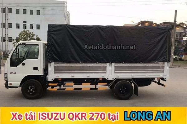 Xe tải ISUZU QKR270 TẠI LONG AN - 2T5 -GIÁ RẺ 1