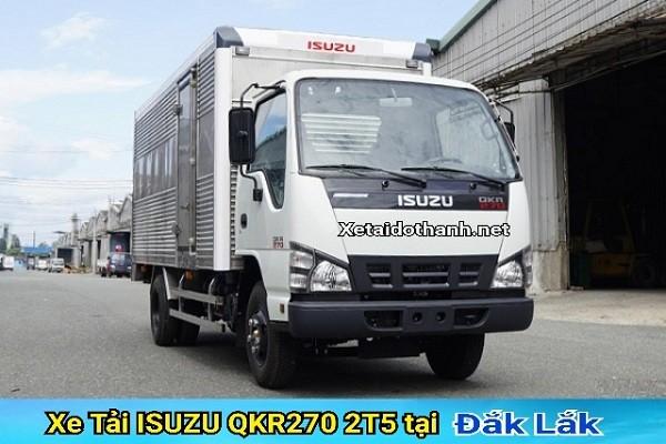 Xe tải ISUZU QKR270 TẠI ĐẮK LẮK - 2T5 -GIÁ RẺ 1