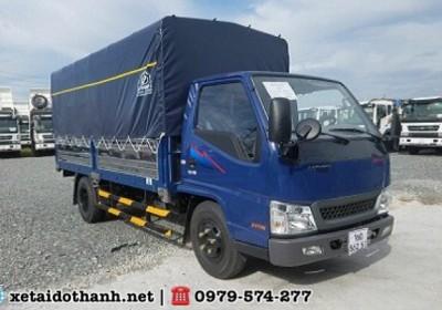 Xe tải Đô Thành IZ49 tại Tây Ninh - 2 tấn - Động cơ ISUZU