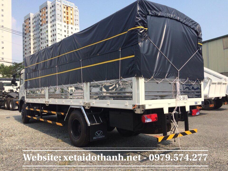 Xe tải Daewoo 9 tan