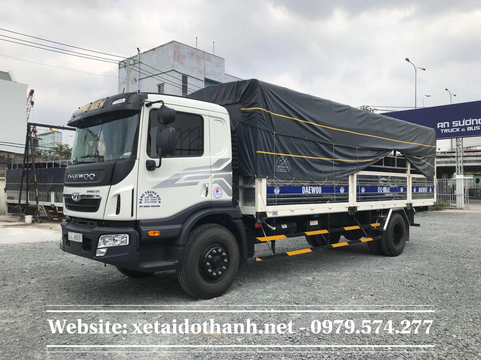 Xe tải Daewoo