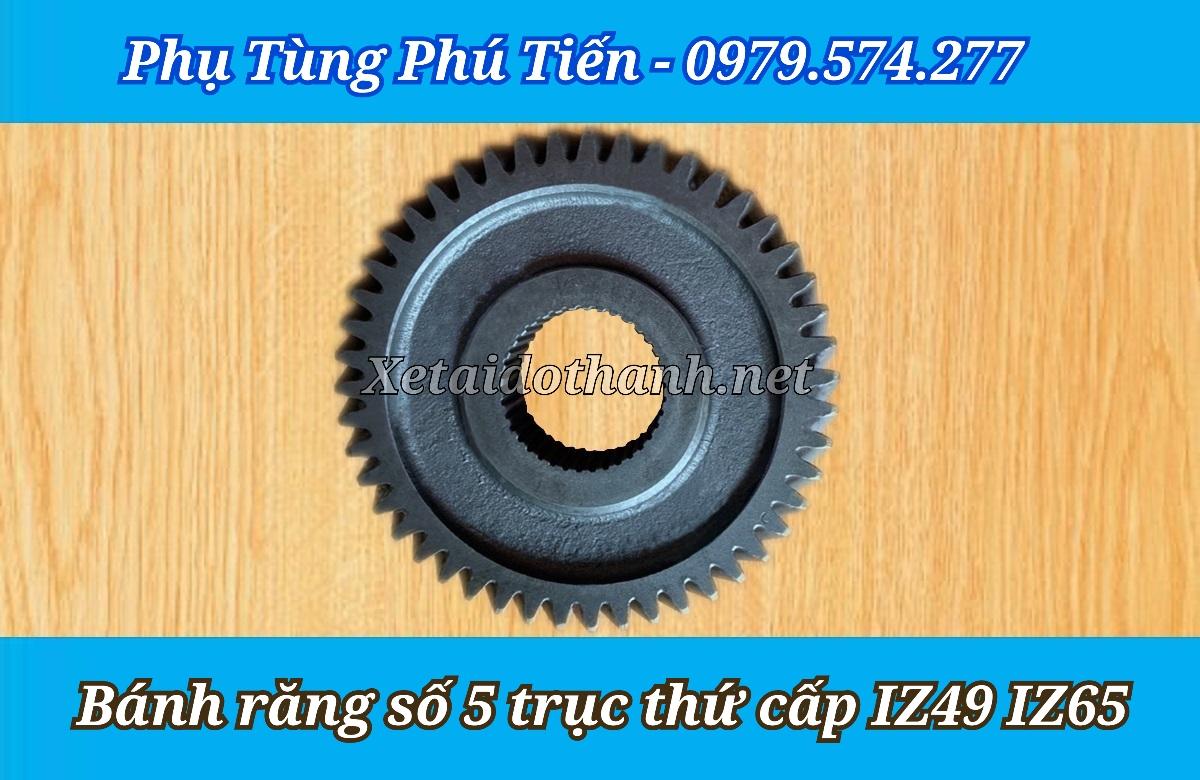 BANH RANG SO 5 XE TAI IZ