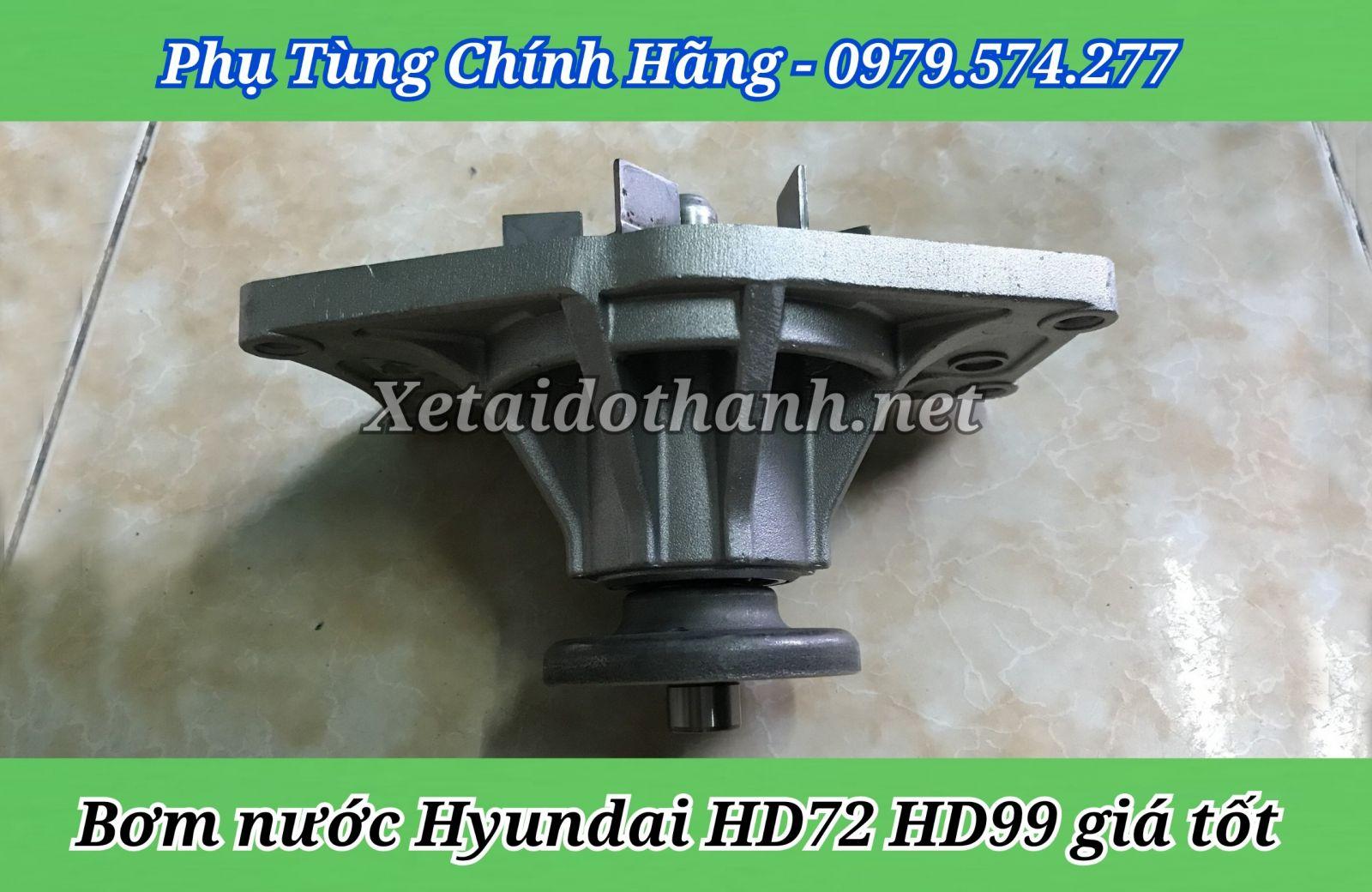 BOM NUOC XE TAI HD120SL