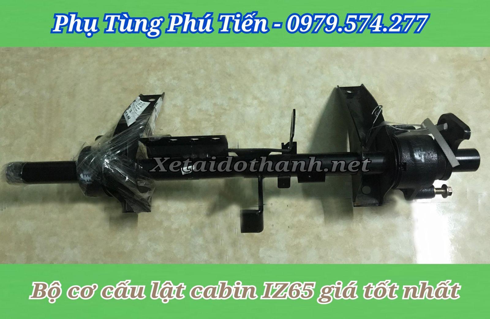 CUM NANG CABIN XE TAI IZ65