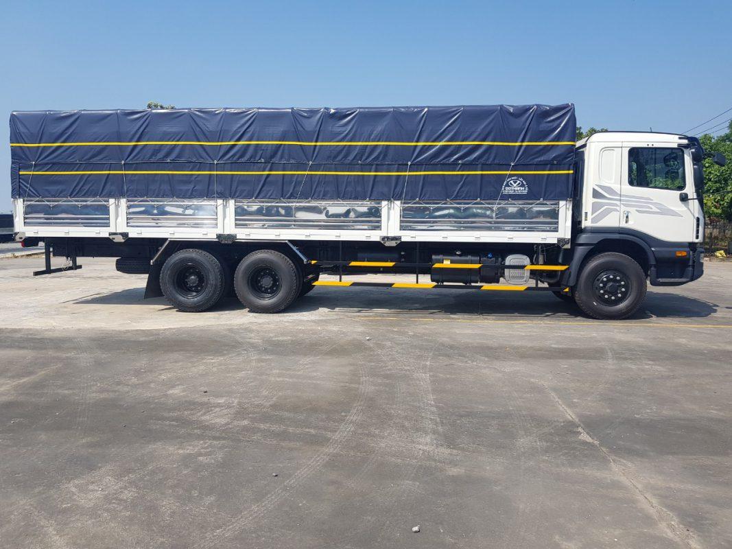 xe tải daewoo 15 tấn 3 chân