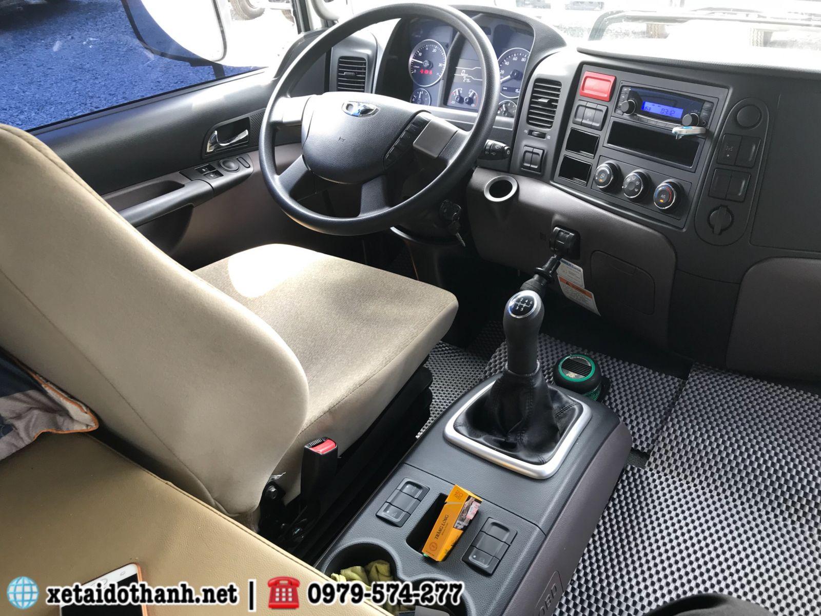 Daewoo 9 Tấn
