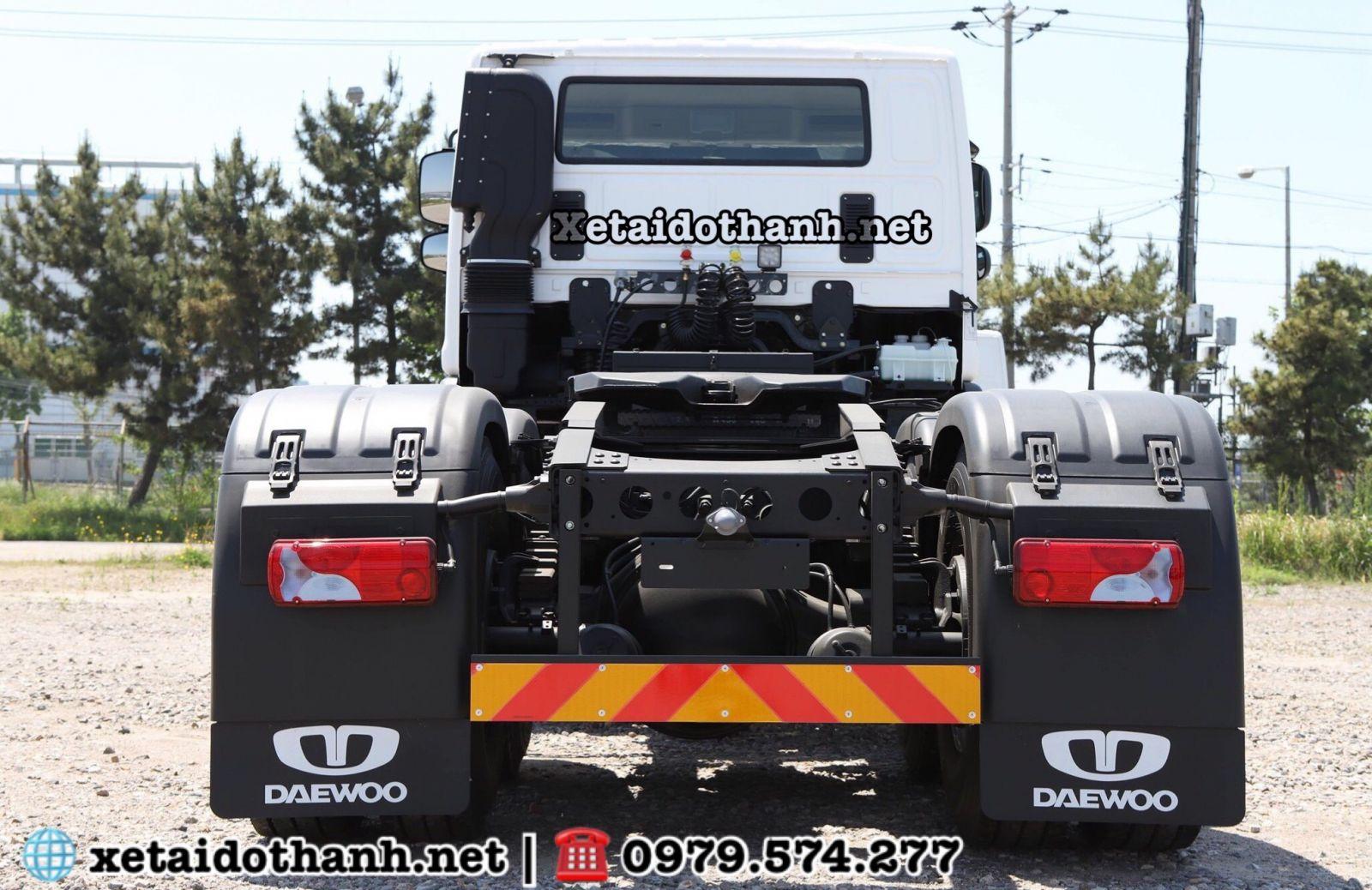 chassi xe đầu kéo daewoo 20199
