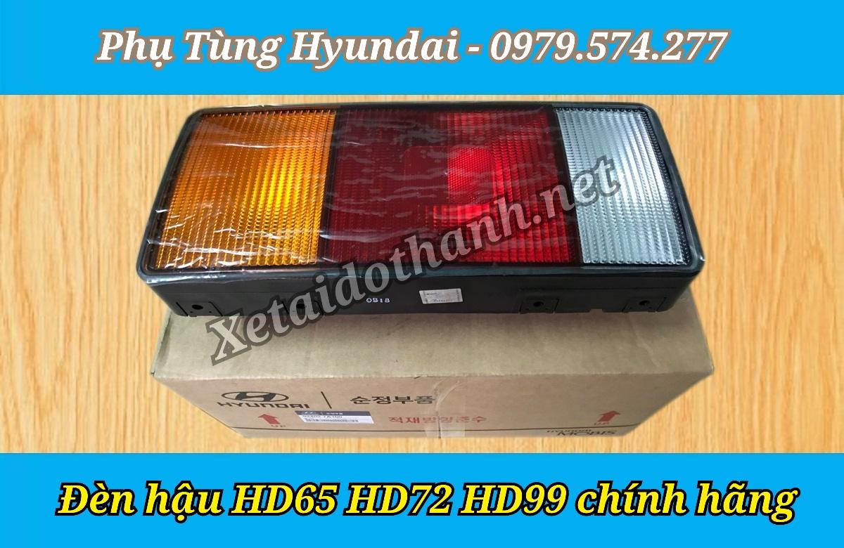 DEN HAU XE TAI HD99 CHINH HANG