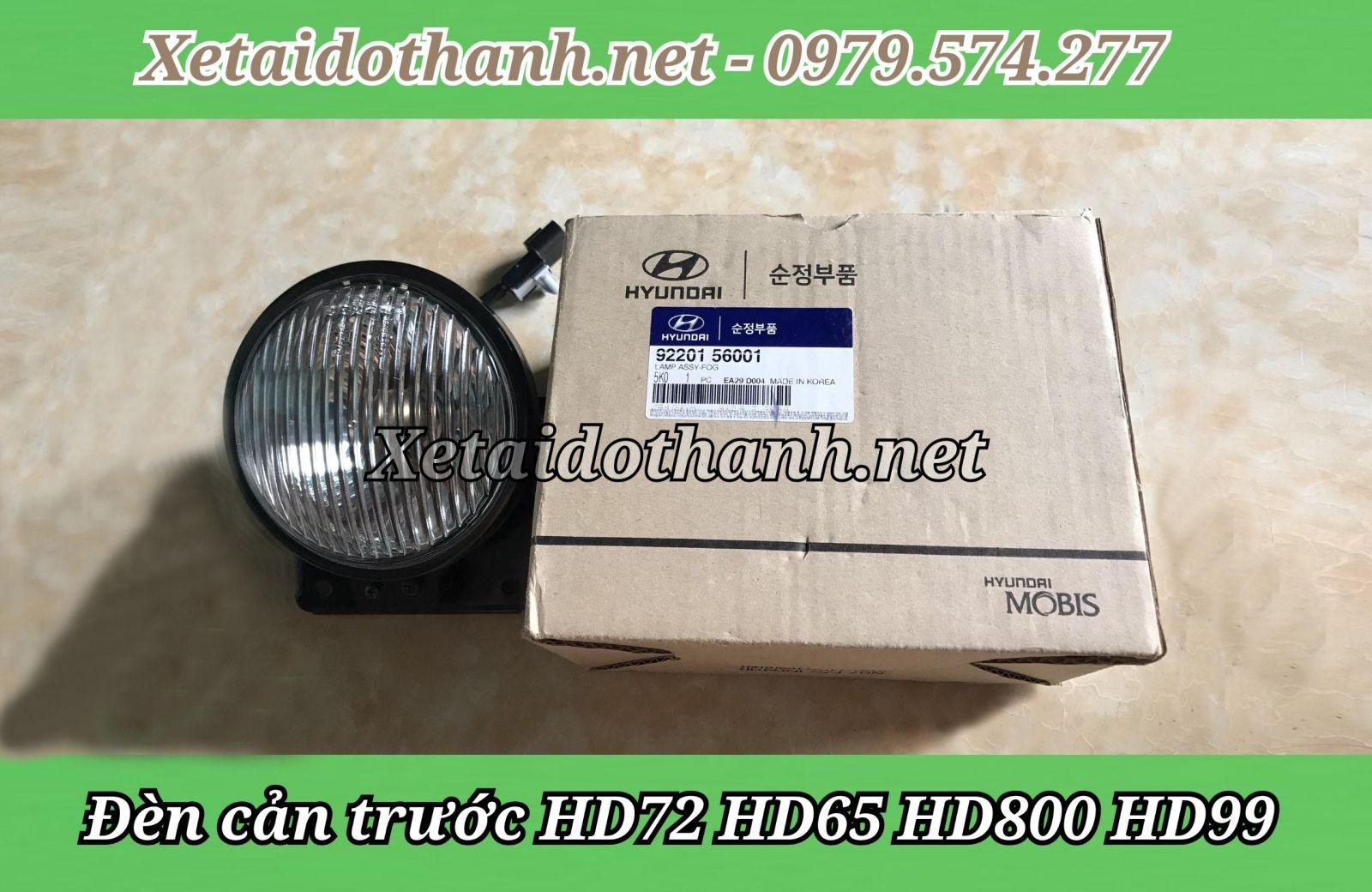 DEN CAN XE TAI HD99 CHINH HANG