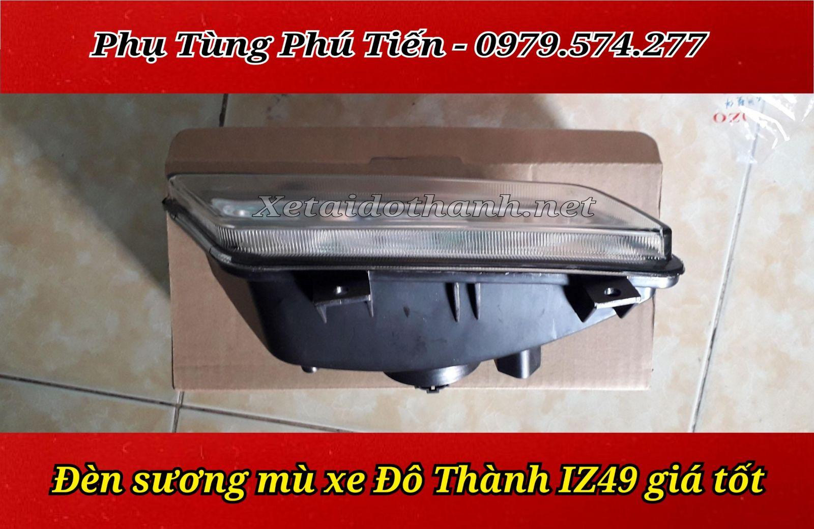 Đèn sương mù xe tải IZ49 chất lượng - giá tốt