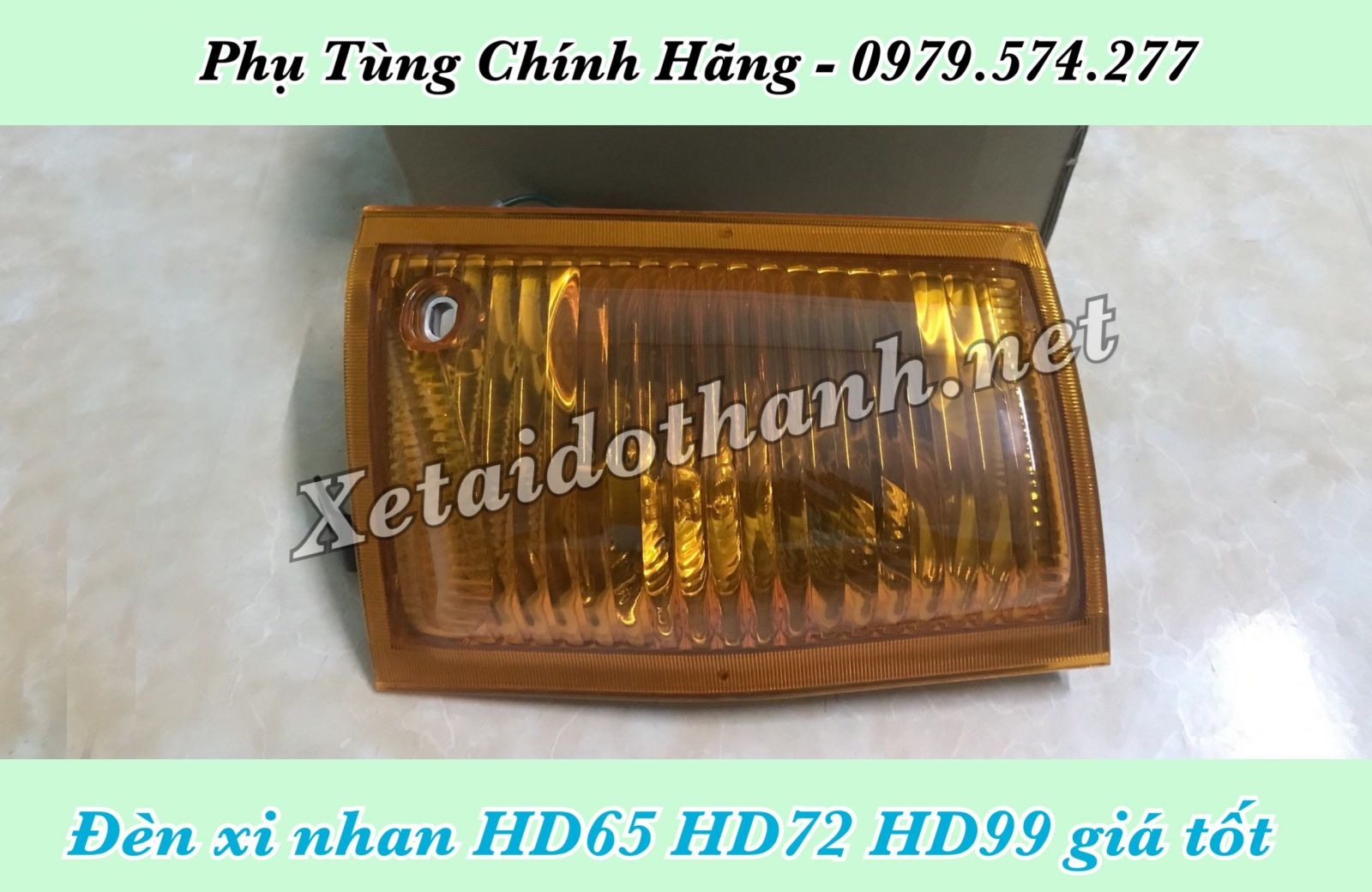 DEN XI NHAN HD120SL