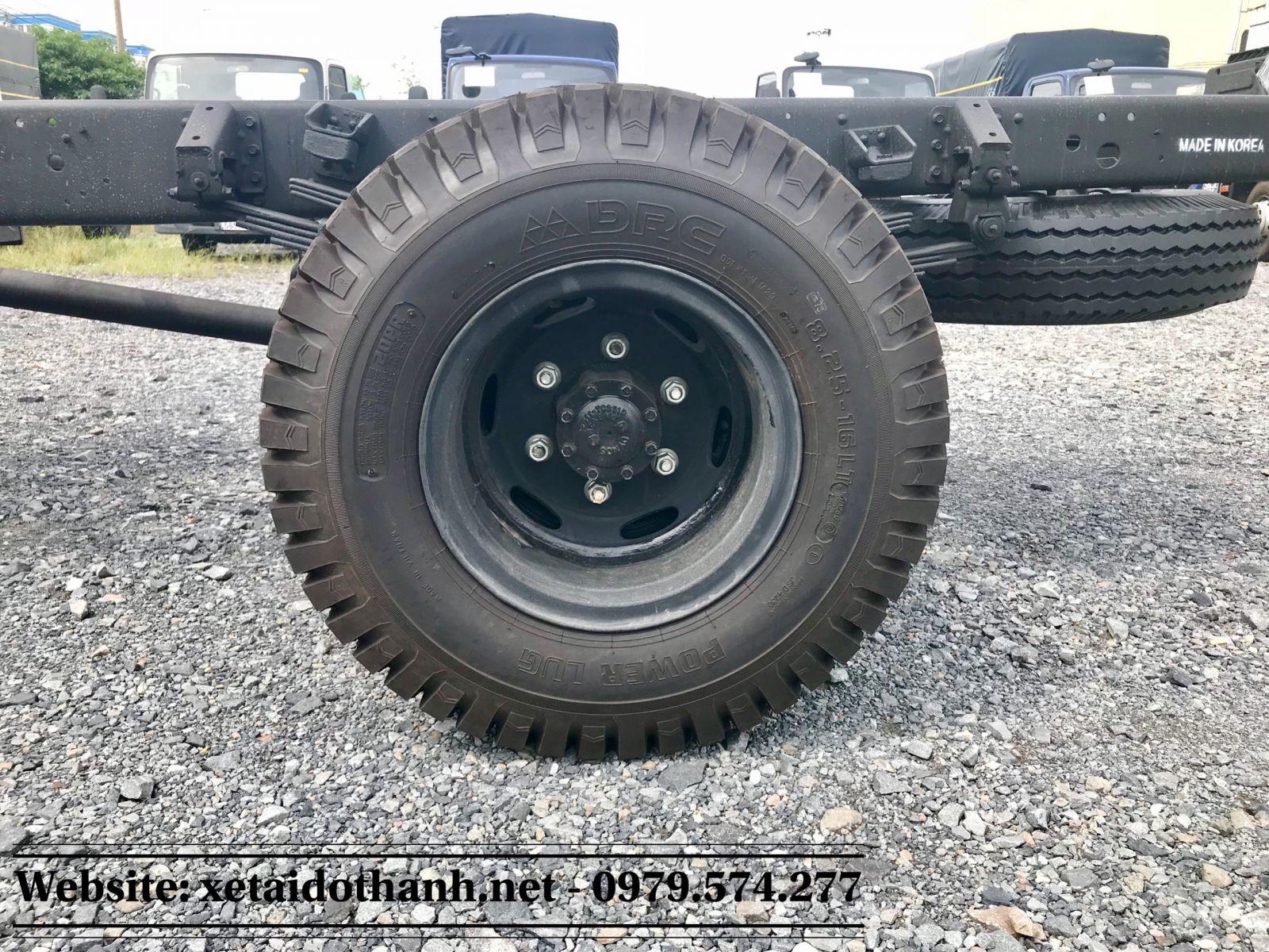 Lop Hyundai 8 tan