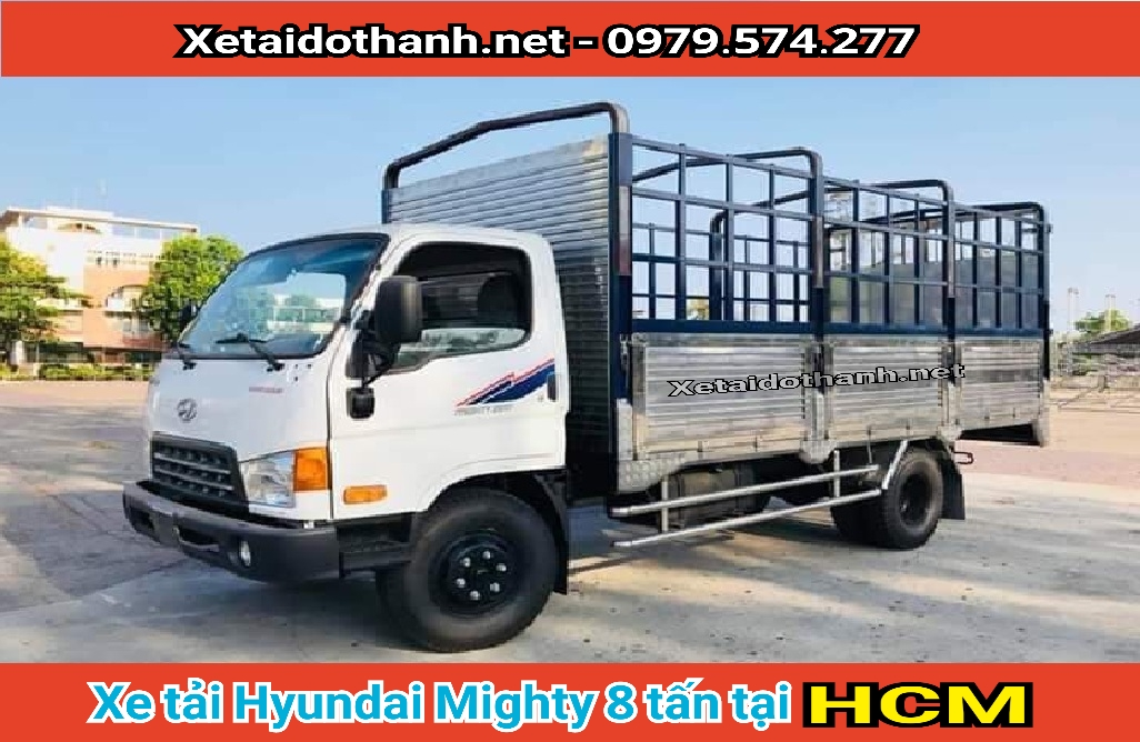 XE 8T HYUNDAI MIGHTY SAI GON