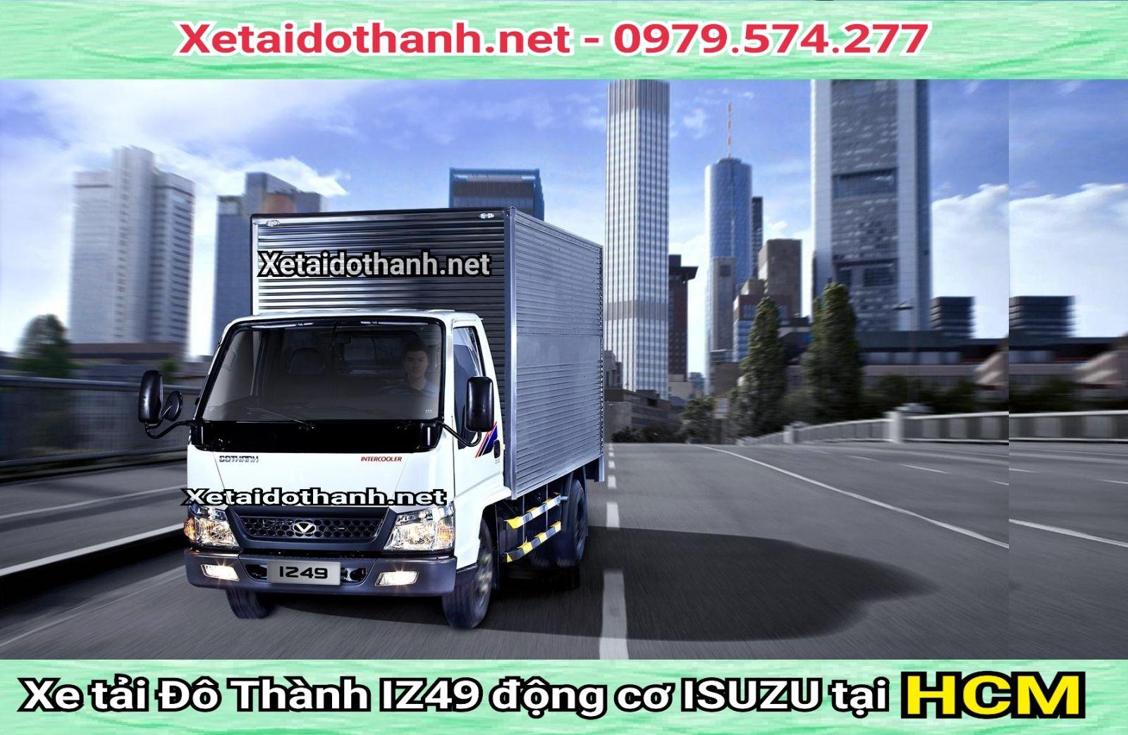 xe tải iz49 hcm