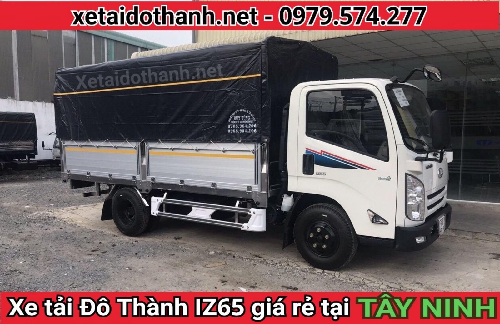 Xe tải Đô Thành IZ65 Tại Tây Ninh
