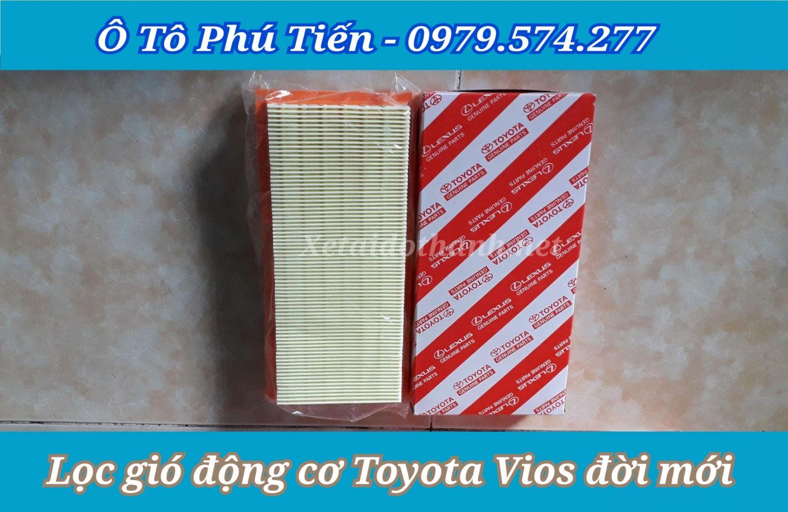 Lọc gió động cơ Toyota Vios chất lượng cao