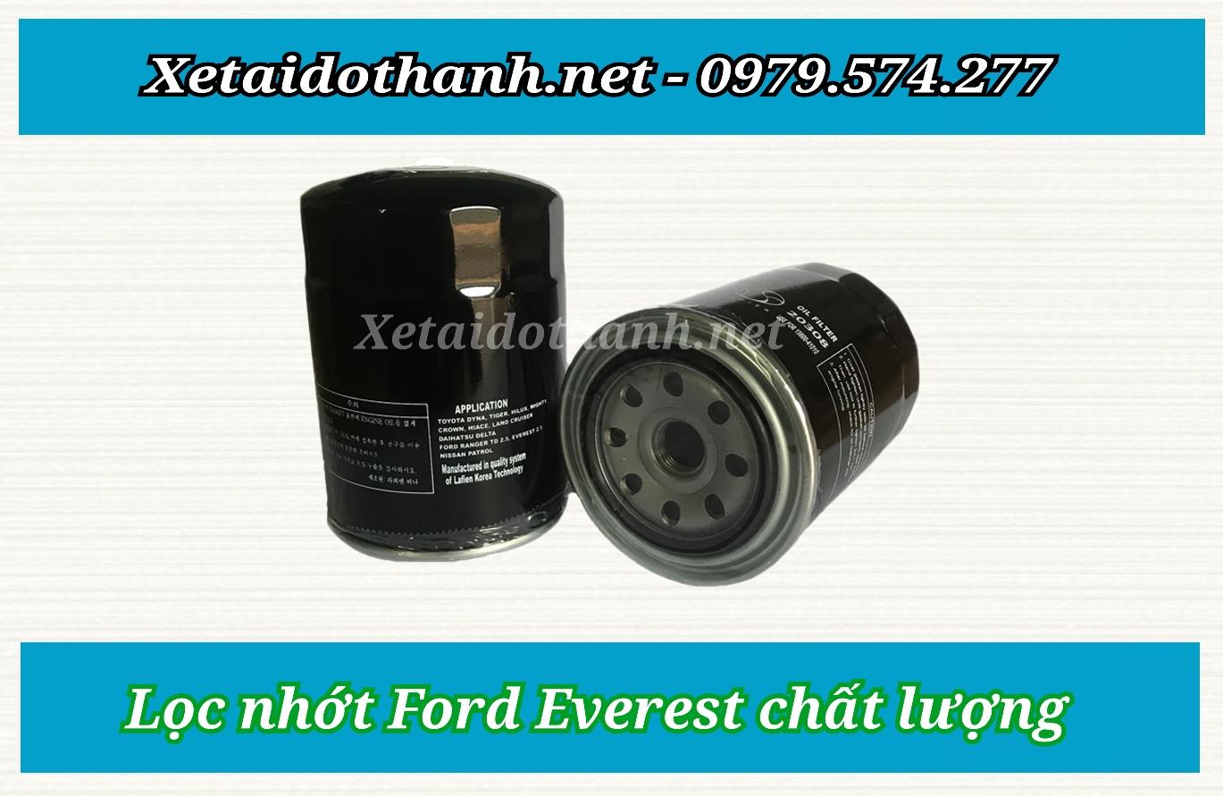 Lọc nhớt Ford Everest - giá tốt nhất thị trường