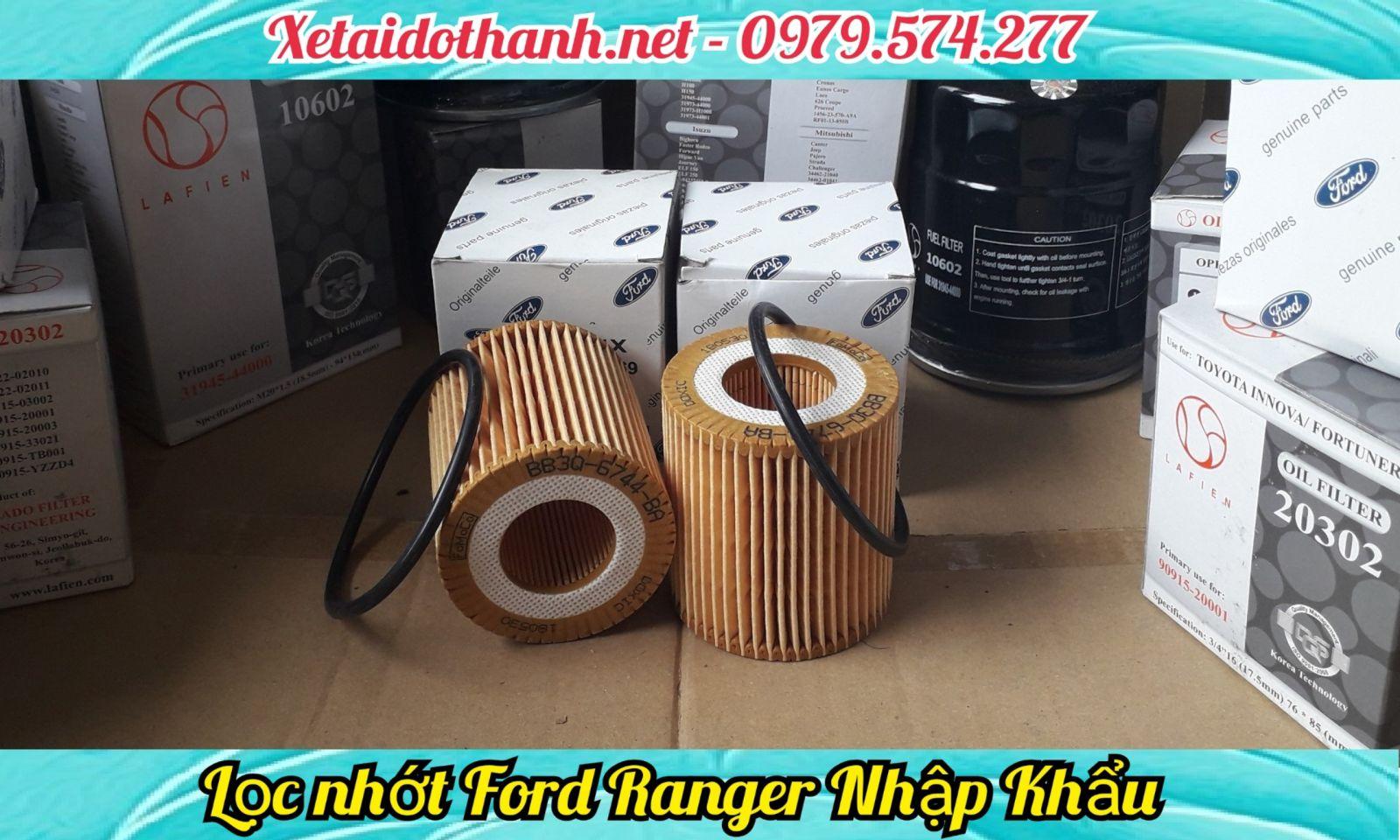 Lọc nhớt Ford Ranger Nhập khẩu - Giá rẻ